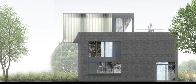 Architekten Hamburg einfamilenhäuser architekten hamburg kähler norderstedt