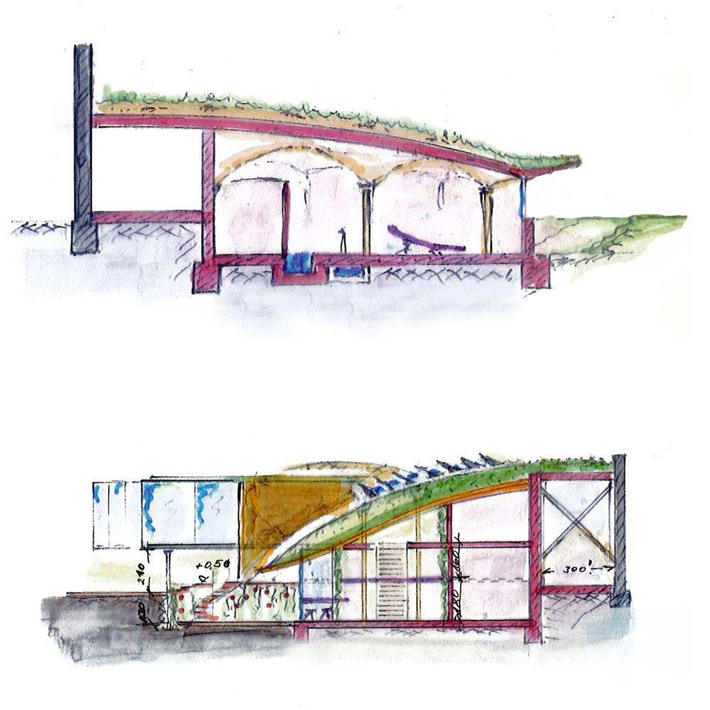 Haus Norderstedt: Entwurf Wellnesscenter In Baku › Architekten Hamburg